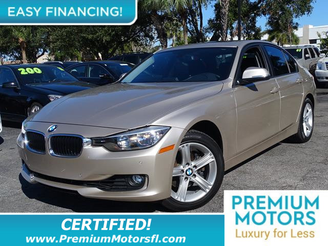 2014 BMW 3 SERIES 328I XDRIVE BMW FOR LESS SAVE THOUSANDS At Premium Motors we have relationshi
