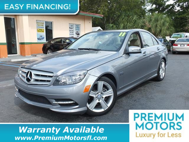 2011 MERCEDES C-CLASS C300 LOADED CERTIFIED WE SAVE YOU THOUSANDS Dont Pay Retail Get low mon