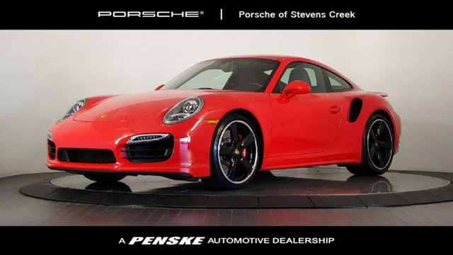 2015 PORSCHE 911 2DR COUPE TURBO AWD Abiding Braking Happy-go-lucky Be the talk of the town whe