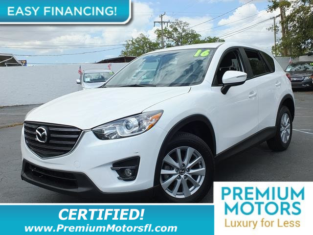 2016 MAZDA CX-5  LOADED CERTIFIED MINT CONDITION 1000s Below Retail Get low monthly payme
