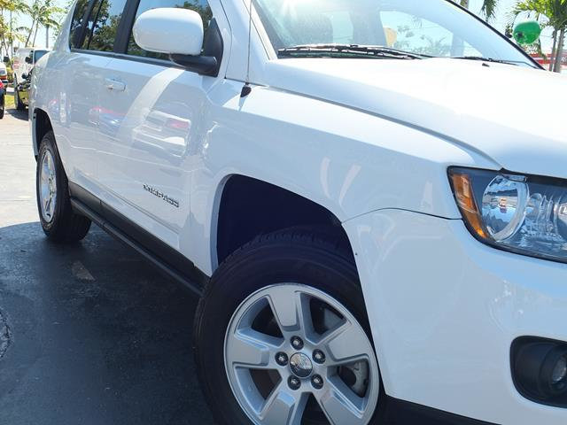 2016 JEEP COMPASS 4WD 4DR LATITUDE