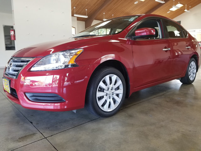 2013 NISSAN SENTRA FUEL SAVERLOW MILESLIKE NE Air Conditioning Climate Control Power Steer