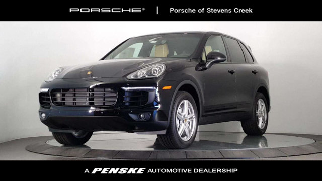 2017 PORSCHE CAYENNE S AWD LOADED WITH VALUE Comes equipped with 14-Way Power Seats with Memory