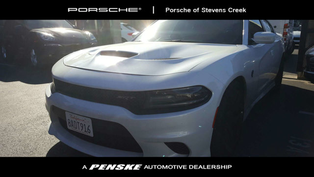 2016 DODGE CHARGER 4DR SEDAN SRT HELLCAT RWD Air Conditioning Climate Control Dual Zone Climate
