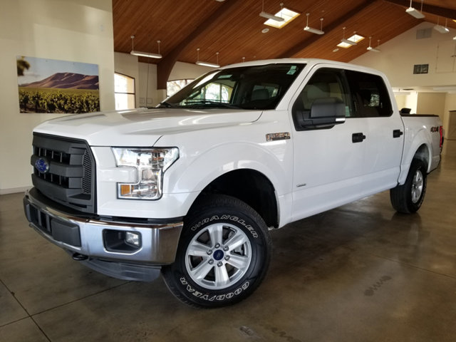 2015 FORD F-150 4X4BLUETOOTHONE OWNER EC BUY AND DRIVE WORRY FREE Own this CARFAX 1-Owner