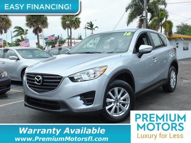 2016 MAZDA CX-5 AWD 4DR AUTOMATIC SPORT LOADED CERTIFIED WE SAVE YOU THOUSAN