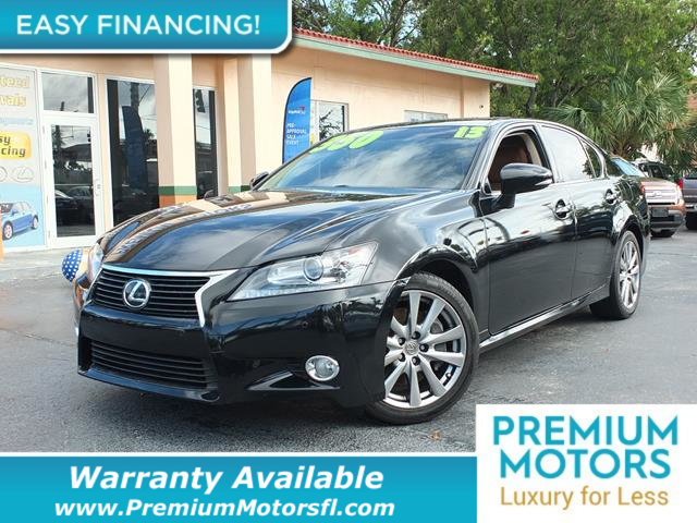 2013 LEXUS GS 350 4DR SEDAN RWD LOADED CERTIFIED WE SAVE YOU THOUSANDS Dont Pay Retail Get l
