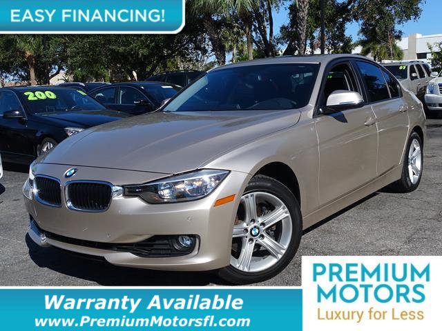 2014 BMW 3 SERIES  LOADED CERTIFIED WARRANTY Dont Pay Retail Get low monthly payments on this