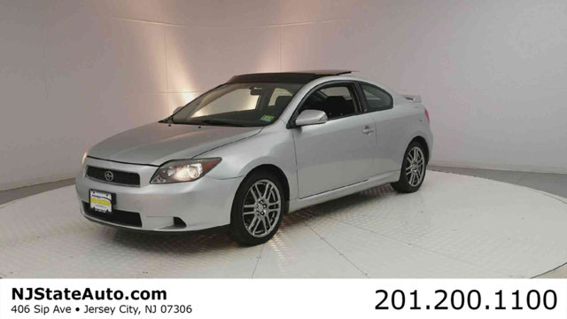 2006 SCION TC 3DR HATCHBACK AUTOMATIC Clean CARFAX Classic Silver Metallic 2006 Scion tC FWD 4-Sp