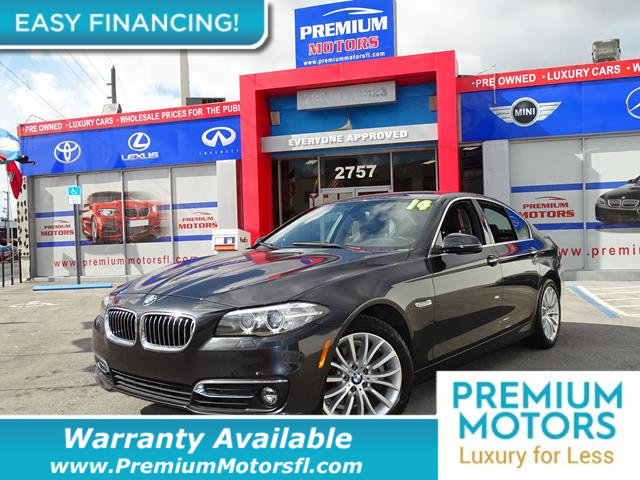 2014 BMW 5 SERIES 528I LOADED CERTIFIED WE SAVE YOU THOUSANDS Dont Pay Retail Get low monthly