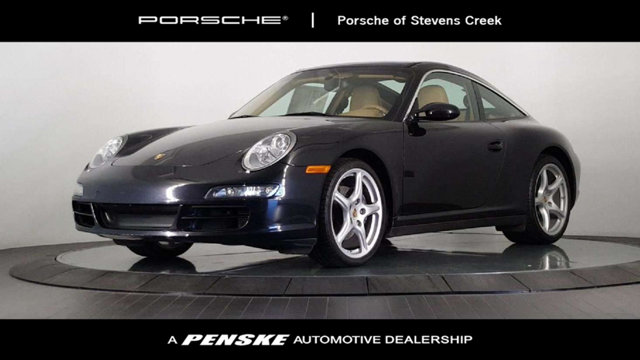 2007 PORSCHE 911 2DR TARGA 4 AWD Real Winner Why pay more for less Dont miss the fantastic ba