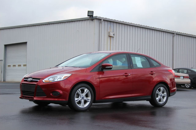 2014 FORD FOCUS 4DR SEDAN SE WARRANTY INCLUDED A Factory Warranty is included with this vehicle