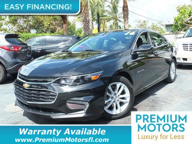 2016 CHEVROLET MALIBU 4DR SEDAN LT W1LT LOADED CERTIFIED WARRANTY Dont Pay Retail Get low mo