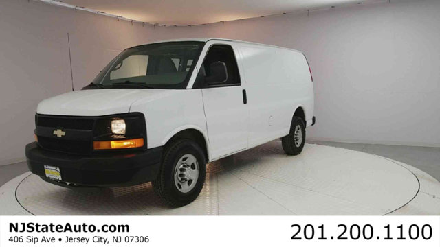 2014 CHEVROLET EXPRESS CARGO VAN RWD 2500 135 CARFAX One-Owner Clean CARFAX Special Paint 2014