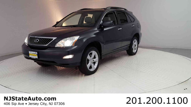 2008 LEXUS RX 350 AWD 4DR Clean CARFAX Flint Mica 2008 Lexus RX 350 AWD 5-Speed Automatic with Ov