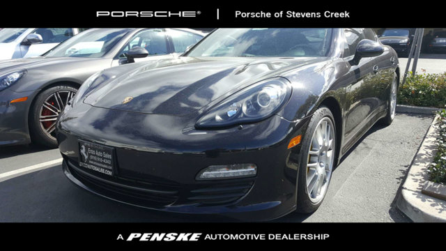2013 PORSCHE PANAMERA 4DR HATCHBACK S Porsche Certified Porsche Certified Pre-Owned means you not