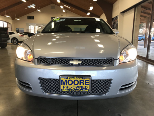 2016 CHEVROLET IMPALA LIMITED GREAT FAMILY CARGAS SAVER  REST EASY With its 1-Owner  Buyba