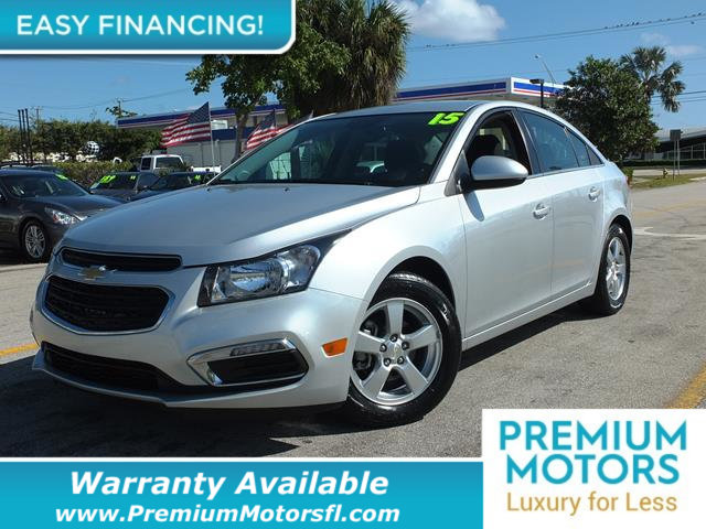 2015 CHEVROLET CRUZE 4DR SEDAN AUTOMATIC 1LT LOADED CERTIFIED WE SAVE YOU THOUSANDS Dont Pay R