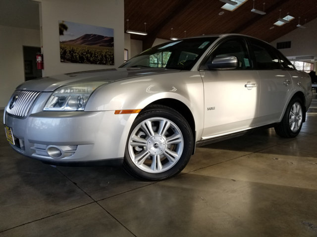 2008 MERCURY SABLE LEATHER SEATSPOWER MOONROOF BUY WITH CONFIDENCE CARFAX Buyback Guarantee