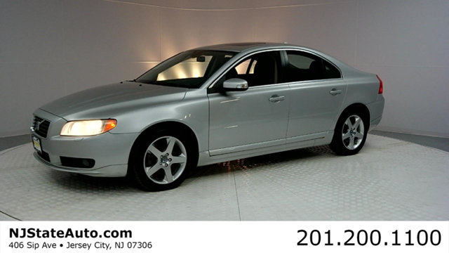 2008 VOLVO S80 4DR SEDAN 30L TURBO AWD Clean CARFAX Electric Silver Metallic 2008 Volvo S80 T6 A