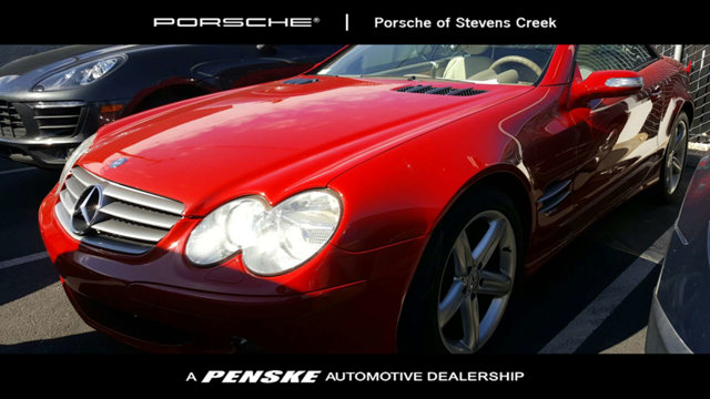 2005 MERCEDES SL-CLASS SL500 2DR ROADSTER 50L Air Conditioning Climate Control Dual Zone Climat