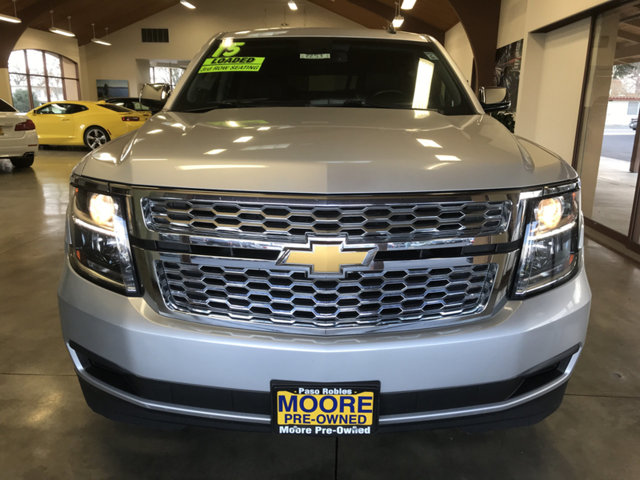 2015 CHEVROLET SUBURBAN 4X4HEATED LEATHER SEATSNAV BUY AND DRIVE WORRY FREE Own this CARFAX
