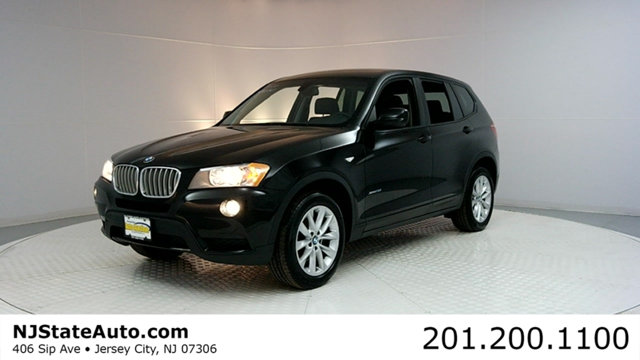 2014 BMW X3 XDRIVE28I  Carfax Certified 1-Owner well maintained regular oil changes X3 xDrive2