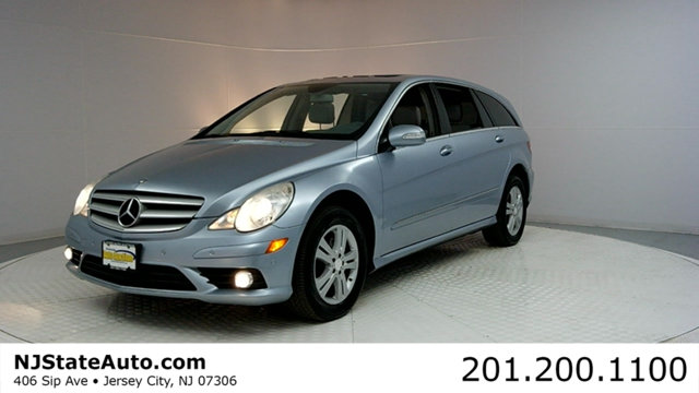 2008 MERCEDES R-CLASS R350 4DR 35L 4MATIC CARFAX CERTIFIED WITH SERVICE RECORDS R350 4MATI