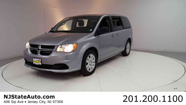 2014 DODGE GRAND CARAVAN 4DR WAGON SE CARFAX One-Owner Billet Silver Metallic 2014 Dodge Grand Ca