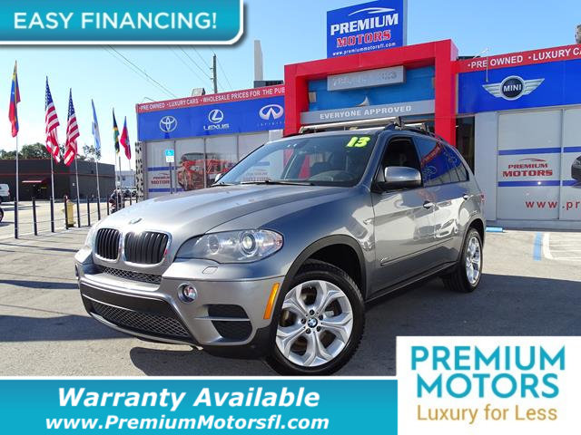 2013 BMW X5  LOADED CERTIFIED WE SAVE YOU THOUSANDS Fully serviced just sign and drive Dont