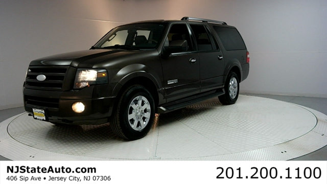 2008 FORD EXPEDITION EL 4WD 4DR LIMITED CARFAX CERTIFIED WITH SERVICE RECORDS Expedition EL