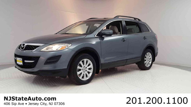 2010 MAZDA CX-9 AWD 4DR TOURING CARFAX One-Owner Dolphin Gray 2010 Mazda CX-9 Touring AWD 6-Speed