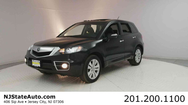 2011 ACURA RDX AWD 4DR TECH PKG Crystal Black Pearl 2011 Acura RDX Technology Package with Technol