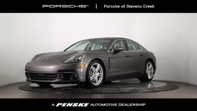 2018 PORSCHE PANAMERA 4S AWD LOADED WITH VALUE Comes equipped with Agate Grey Metallic BlackCh