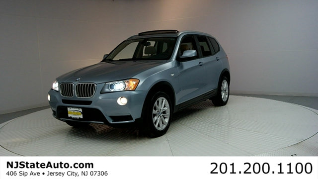 2013 BMW X3 XDRIVE28I This 2013 BMW X3 4dr xDrive28i features a 20L I4 DOHC 16V 4cyl Gasoline eng