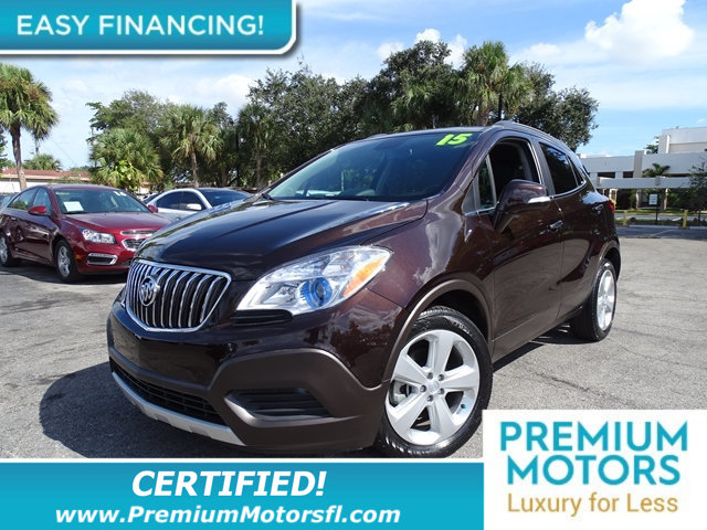 2015 BUICK ENCORE FWD 4DR TOYOTA FOR LESS FACTORY WARRANTY At Premium Motors we have relat