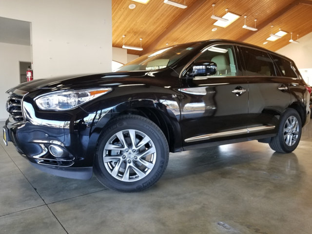 2015 INFINITI QX60 ONE OWNER360 DEGREE CAMERA BUY AND DRIVE WORRY FREE Own this CARFAX 1-Ow