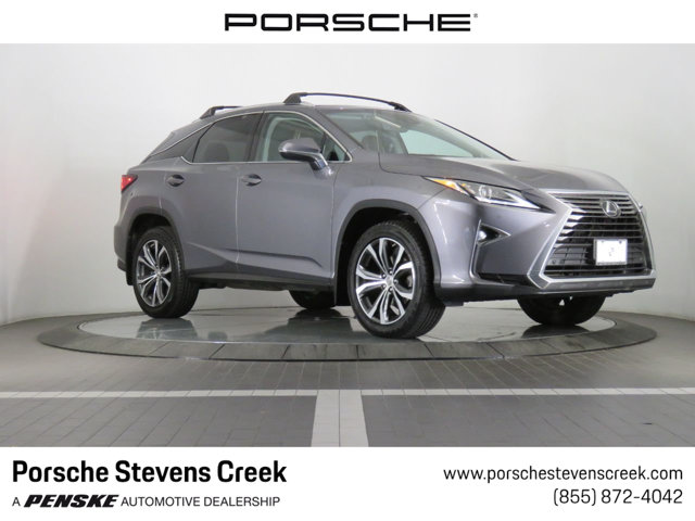 2016 LEXUS RX 350 AWD 4DR Air Conditioning Climate Control Dual Zone Climate Control Cruise Con
