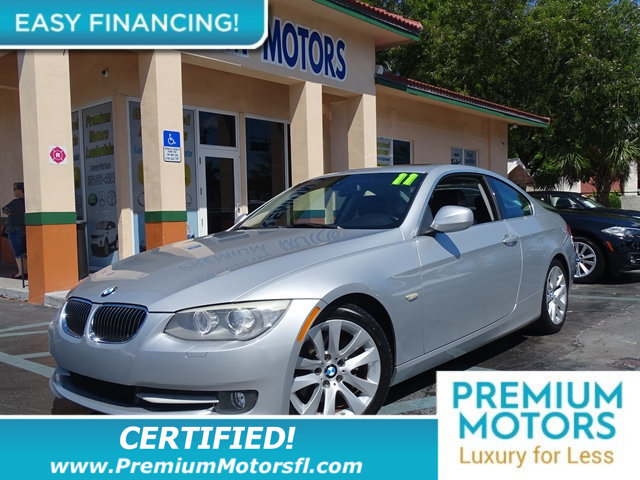 2011 BMW 3 SERIES 328I BMW FOR LESS SAVE THOUSANDS At Premium Motors we have relationships with