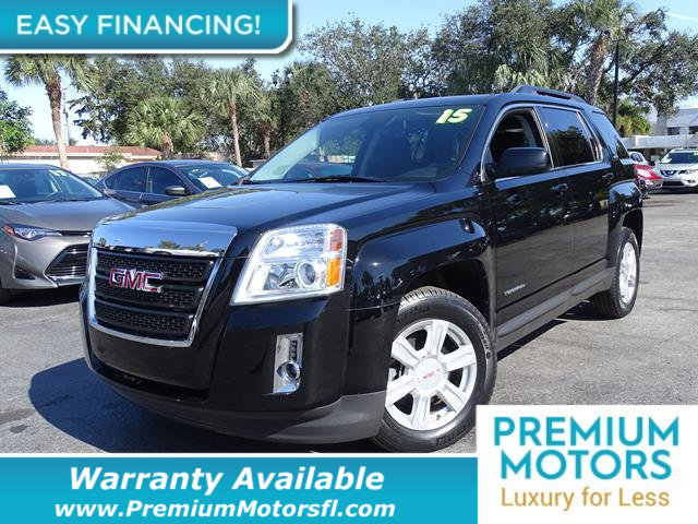 2015 GMC TERRAIN FWD 4DR SLE WSLE-2 LOADED CERTIFIED WARRANTY Dont Pay Retail Get low monthl