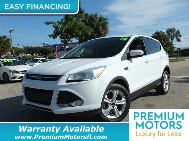 2014 FORD ESCAPE FWD 4DR SE LOADED CERTIFIED WARRANTY Dont Pay Retail Get low monthly payment