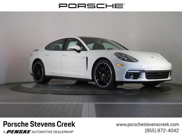2018 PORSCHE PANAMERA 4 E-HYBRID AWD LOADED WITH VALUE Comes equipped with 14-Way Power Seats A