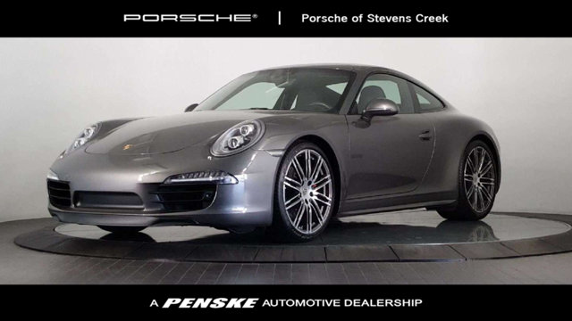 2015 PORSCHE 911 2DR CPE CARRERA 4S AWD Puts the pedal to the metal This one owner vehicle is re