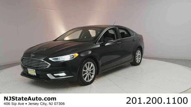 2017 FORD FUSION SE FWD CARFAX One-Owner Clean CARFAX Shadow Black 2017 Ford Fusion SE FWD 6-Spe