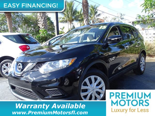 2015 NISSAN ROGUE  LOADED CERTIFIED WARRANTY Dont Pay Retail Get low monthly payments on this