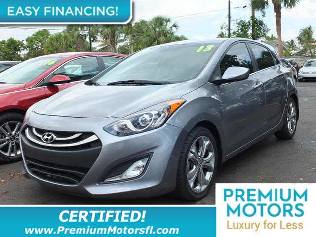 2013 HYUNDAI ELANTRA GT BASE LOADED CERTIFIED WE SAVE YOU THOUSANDS Fully serviced just sign a