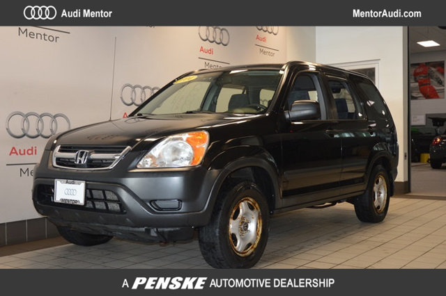 2004 HONDA CR-V 4WD LX MANUAL This 2004 Honda CR-V 4WD is sold AS IS only We have not performed a