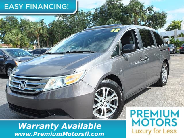 2012 HONDA ODYSSEY EX-L LOADED CERTIFIED WARRANTY Dont Pay Retail Get low monthly payments on