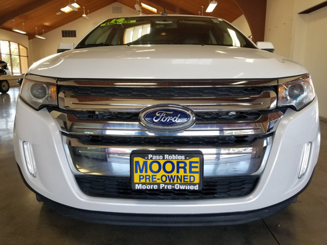 2014 FORD EDGE LOW MILESLIKE NEWHEATED LEA VERY LOW MILES At just 37583 miles this 2014 For