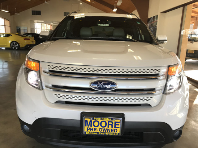 2015 FORD EXPLORER 1-OWNERBLUETOOTHFRONT  RE BUY AND DRIVE WORRY FREE Own this CARFAX 1-Ow